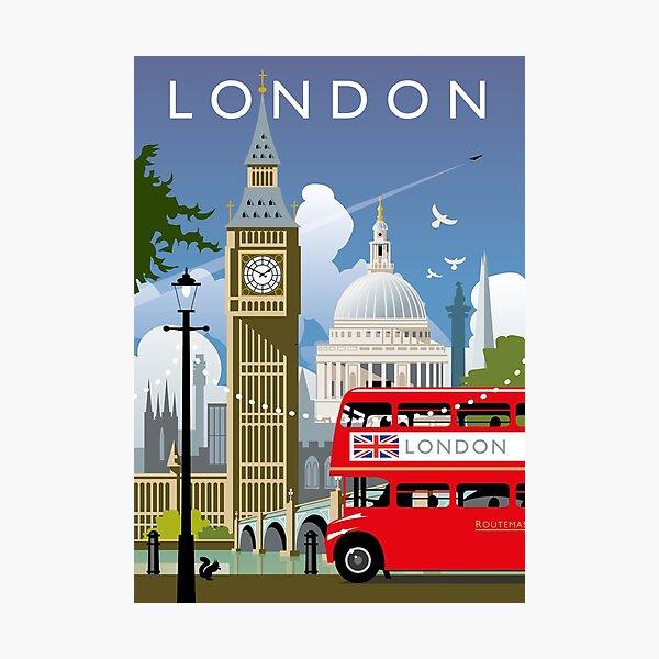 London Day Photographic Print