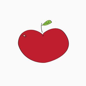 apple by jessrobbo
