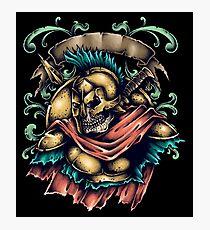 Spartan T-shirt Undead Photographic Print