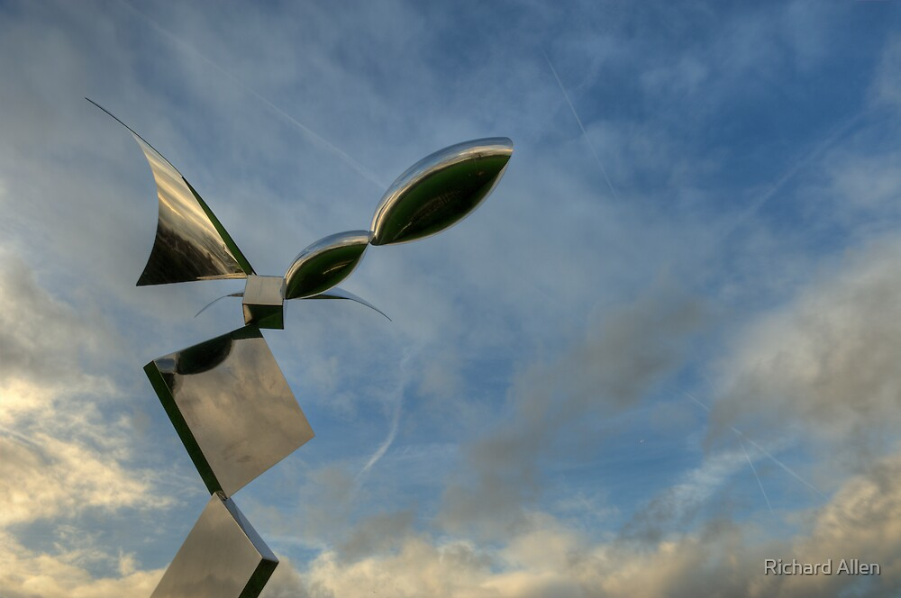 Modern Art II by Lea Valley Photographic