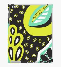 Fresh Raw Juice Pattern iPad Case/Skin