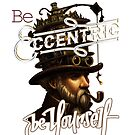 Be Eccentric by Gary Power