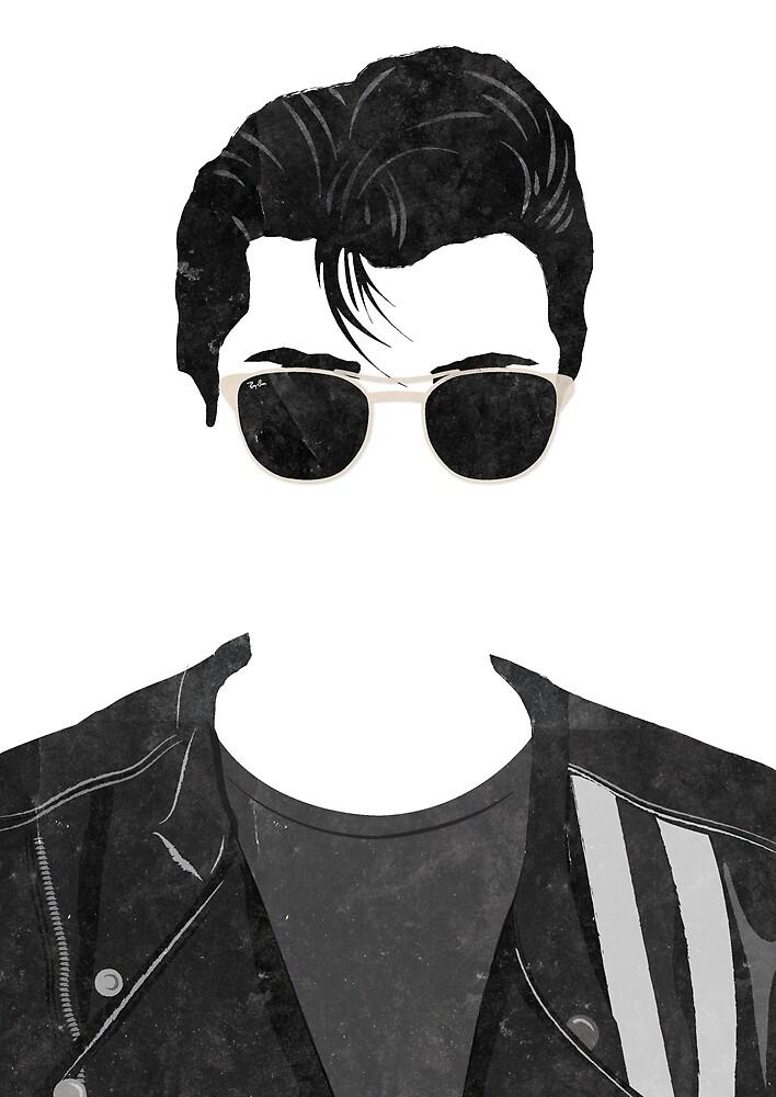 Alex Turner by yasmindunnett