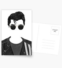 Alex Turner Postcards