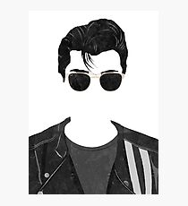 Alex Turner Photographic Print