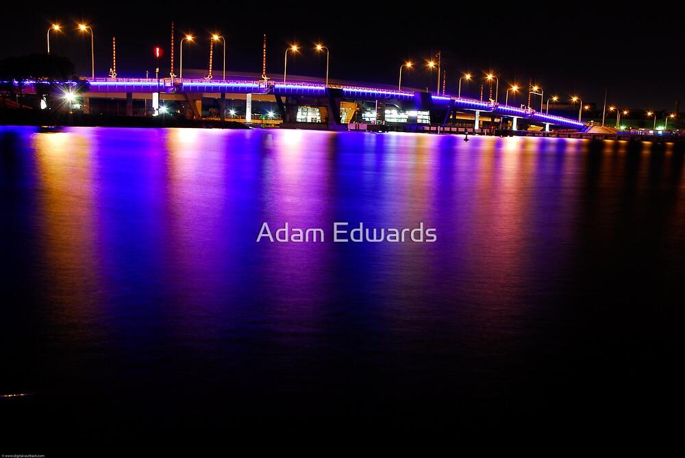 Diver bridge by Adam Edwards