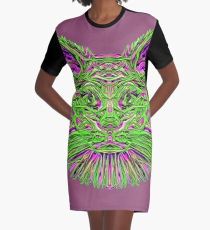 Where is my extraterrestrial Portal? Graphic T-Shirt Dress