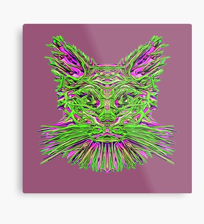 Where is my extraterrestrial Portal? Metal Print
