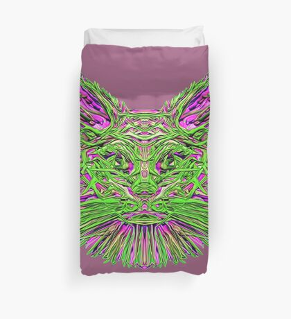 Where is my extraterrestrial Portal? Duvet Cover