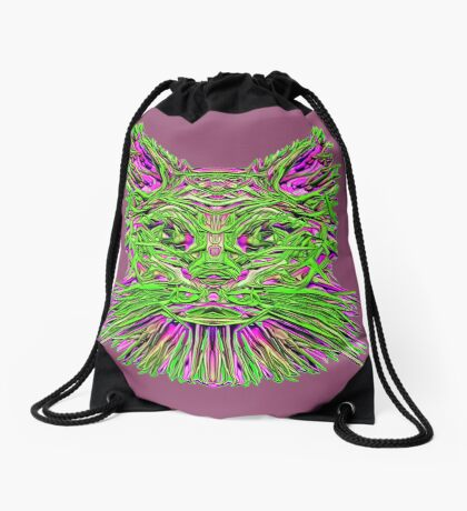 Where is my extraterrestrial Portal? Drawstring Bag