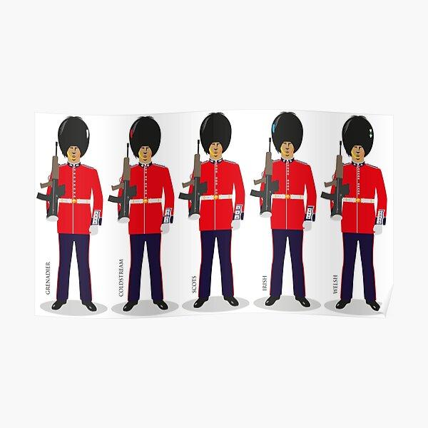 Royal Guards Poster
