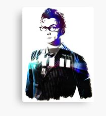 doctor Canvas Print