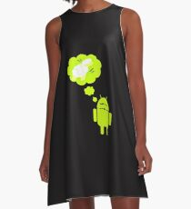 android A-Line Dress