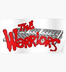The Keyboard Warriors Poster
