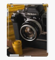 Nikon F2 iPad Case/Skin