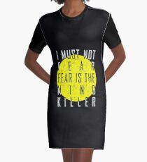 book Graphic T-Shirt Dress