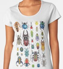 Beetle Collection Women's Premium T-Shirt