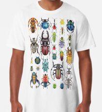 Käfer-Sammlung Longshirt