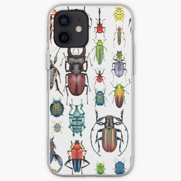 Beetle Collection iPhone Soft Case