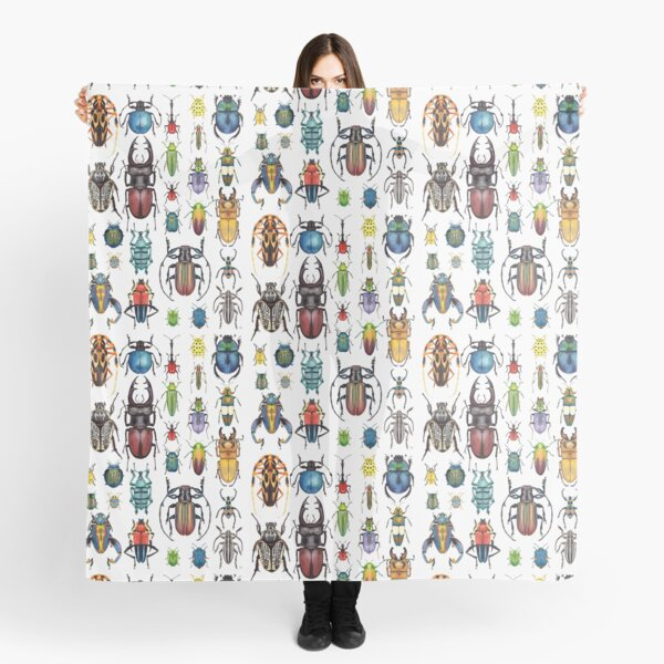 Beetle Collection Scarf