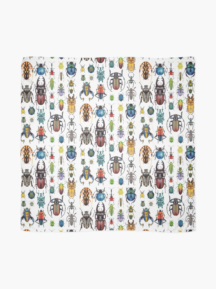 Alternate view of Beetle Collection Scarf