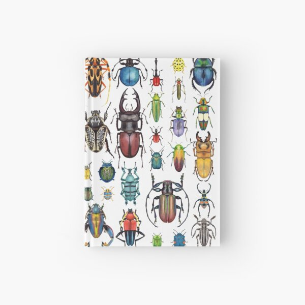 Beetle Collection Hardcover Journal