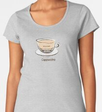 Cappuccino Women's Premium T-Shirt