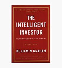 Der intelligente Investor | Buch Fotodruck