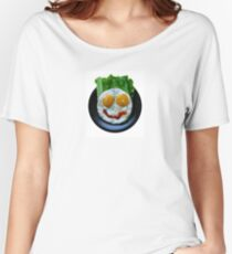 Chef Egghead Women's Relaxed Fit T-Shirt