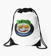 Chef Egghead Drawstring Bag