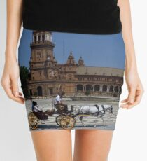 Horse and Carriage, Seville Mini Skirt