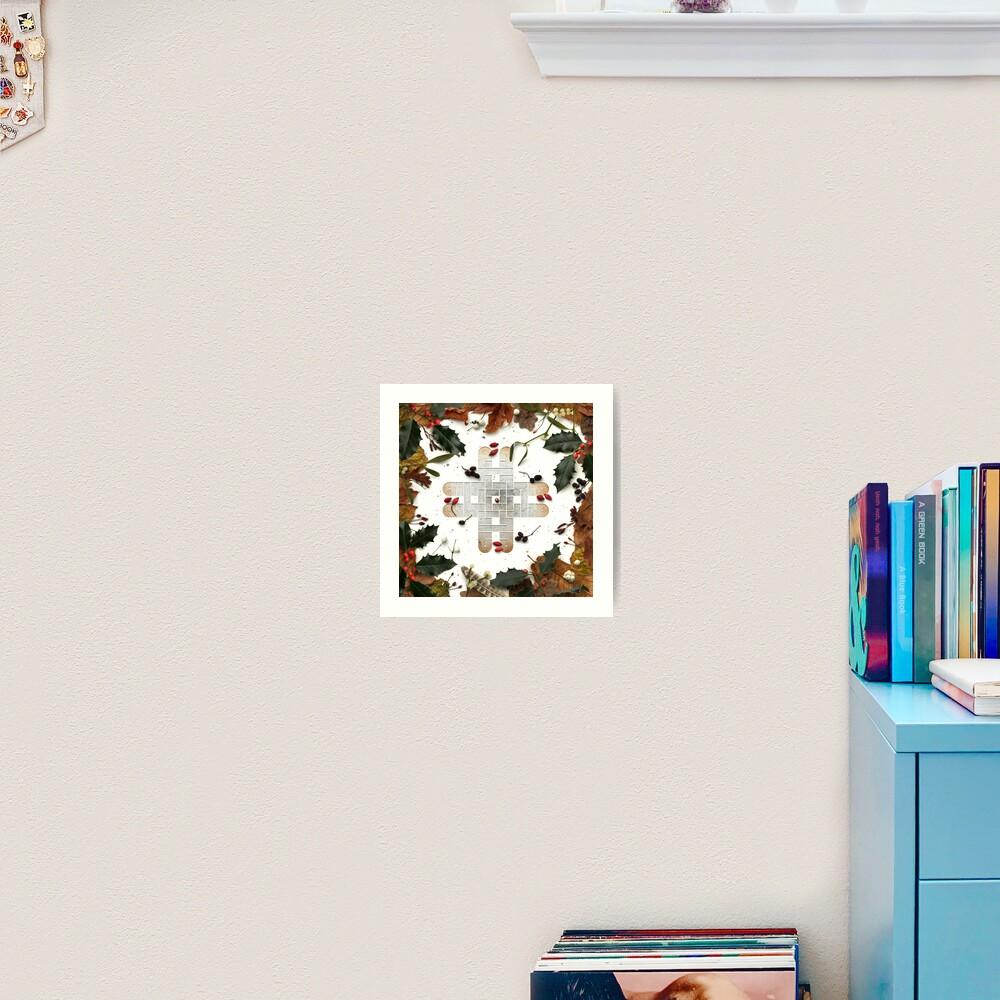 DECEMBER: Stewardship Art Print