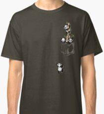 POCKET PANDAS Classic T-Shirt