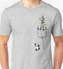 POCKET PANDAS T-Shirt