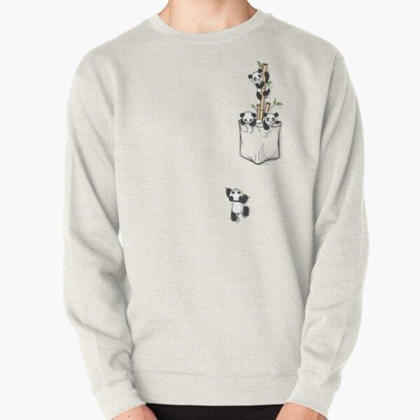 POCKET PANDAS Pullover Sweatshirt