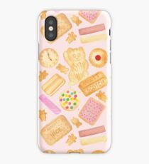 Biscuits In Bed iPhone Case/Skin