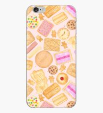 Assorted Biscuits - Pink iPhone Case
