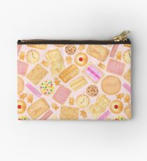 Assorted Biscuits - Pink Studio Pouch