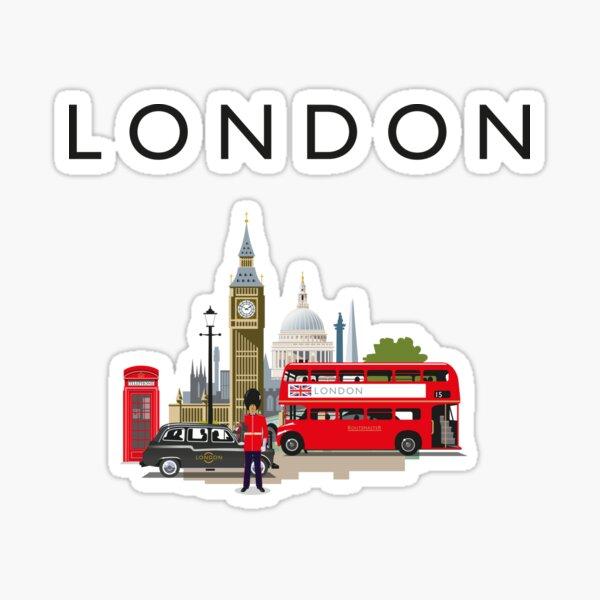 London Sticker