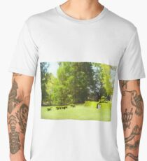 Ladew's Topiary Hunt Men's Premium T-Shirt