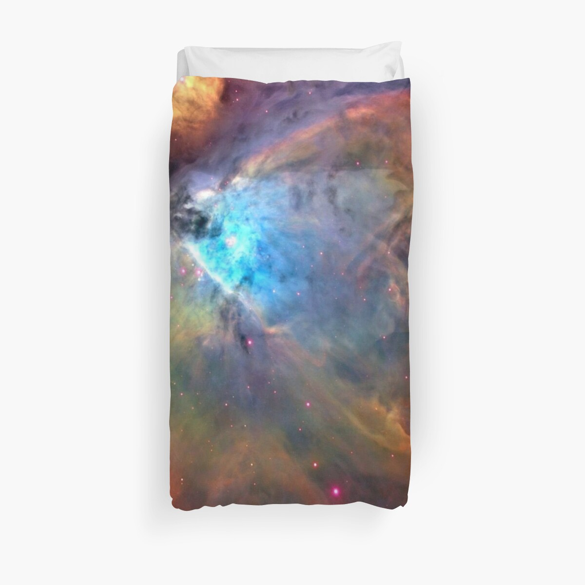 """""""Orion Nebula Space Galaxy """" Duvet Covers by sandyspider ..."""