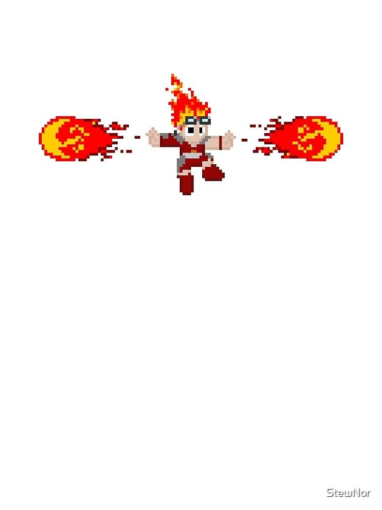 The Pyromancer  by StewNor