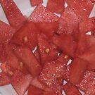 Juicy Melon by Melissa Park