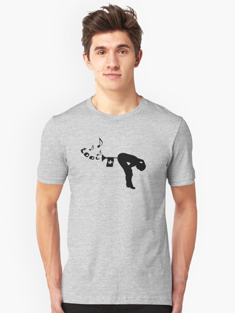 TOOT Unisex T-Shirt Front