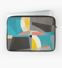 Sailing on the Canal Laptop Sleeve
