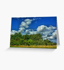 Outdoor Greeting Card