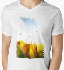 Lomography Men's V-Neck T-Shirt