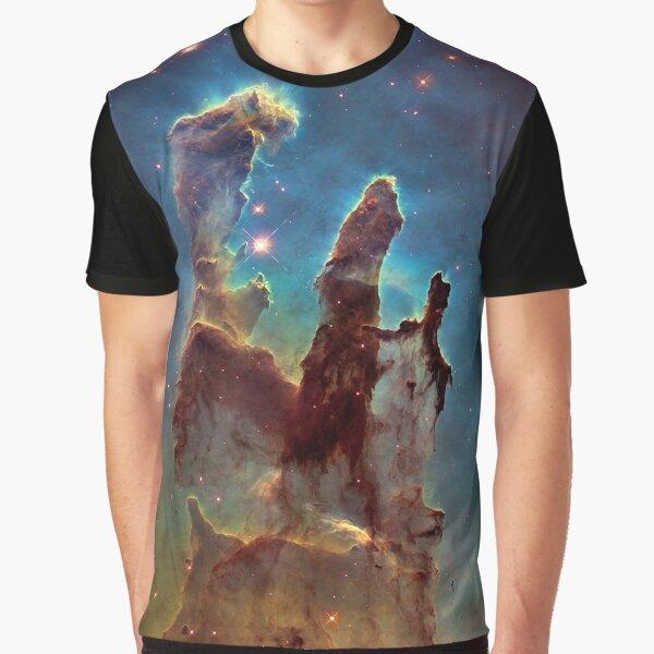 Pillars of Creation  Graphic T-Shirt