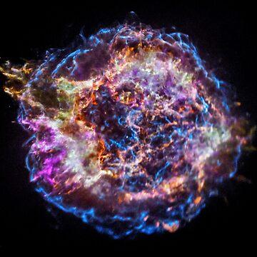 NASA supernova by supercell734