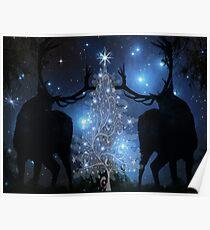 It's Christmas My Deer! Poster